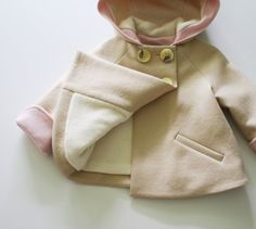 Pre-Order Luxe Bunny Coat by littlegoodall on Etsy