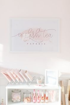 Photography : Shalese Danielle Photography Read More on SMP: http://www.stylemepretty.com/living/2016/04/11/looking-for-the-perfect-shade-of-pink-paint-we-found-it/