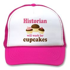 Cute hat for history buffs!