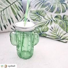 #new chez #Babou @cyrihell à shoppé cette petite #jarre #cactus ! Top non ?