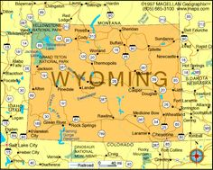 43 Best Wyoming Facts Images Wyoming Facts Wyoming Vacation 50