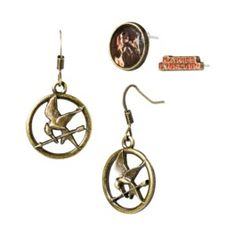 Hunger Games earrings?