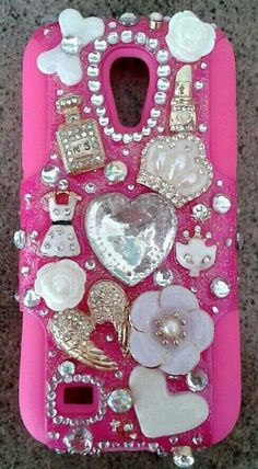 ♡Samsung S4 míni♡ Samsung Cases, Cell Phone Cases, Birthday Candles, Mini, Cover, Handmade, Deco, Hand Made, Phone Case