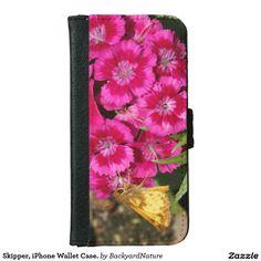 Skipper, iPhone Wallet Case. iPhone 6 Wallet Case