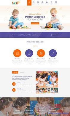 32 Best #Kids & #Kindergarten WordPress Theme 2016  http://www.frip.in/kids-wordpress-theme-for-online-shopdaycares-preschools/