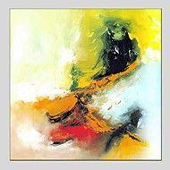 Handgeschilderde+Abstract+Eén+paneel+CanvasHuisdecoratie+–+EUR+€+78.90