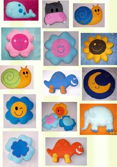 almohadones para bebes - Buscar con Google