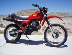 1982 Honda XL500R - MidAmerica Auctions LAS13 - First Bike