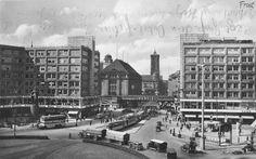 alexanderplatz berlin 1940 - Recherche Google