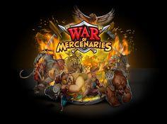 War of Mercenaries Loading Screen
