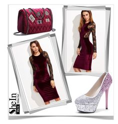"""""""8 shein"""" by kiveric-damira ❤ liked on Polyvore"""