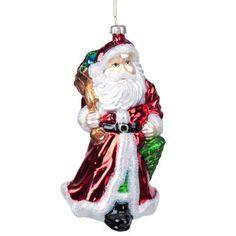 Mit dieser weihnachtlichen Figur kommt Ihre Deko ganz groß raus: Der originelle Baumschmuck zeigt Größe und viel Liebe zum Detail. Das wird man so leicht nicht übersehen. Aus Glas, handbemalt. Weitere Figuren erhältlich. Alle Jahre wieder präsentiert Butlers den schönsten Weihnachtsschmuck. Von klassisch bis modern, von besinnlich bis beschwingt. Zum Verschenken und sich selbst Verwöhnen. Für echte und künstliche Christbäume, für Tannenzweige und Ihre ganz persönlichen Dekoideen. Das wird…