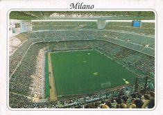 MILANO - Stadio S. Siro - Anni '80