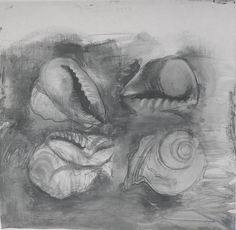 Jim Dine, Shells, 1981