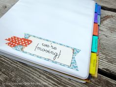 moving!: a binder to keep you organized - bjl                                                                                                                                                                                 More