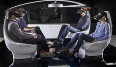 How autonomous driving revolutionizes the interior - Mercedes-Benz ...