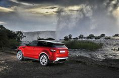 Land Rover Evoque 2014 South African Edition Range Rover Evoque, New Drivers, Alloy Wheel, Automatic Transmission, Car Show, African, Exterior, Outdoors