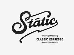 Static Coffee ☕️