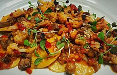 Hand made Corzetti Pasta with wood fired cauliflower Harris Ranch beef bavette mustard frills sunflower seeds and a roasted cauliflower puree  TONIGHT'S SPECIAL $13  #bardough #pizza #pasta #italian #wine #chefdriven #spritzes #negroni #fettunta #spiedini #stuzzichini #insalata #carneepesce #craftbeer #handcrafted #cocktails #prosecco #pinotgrigio #woodfired #oven #dessert #digestifs #food #apertifs #yummy #delicious #cauliflower #