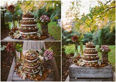 boho wedding cakes pictures | Top Tips - Wedding Cakes - Boho Weddings™