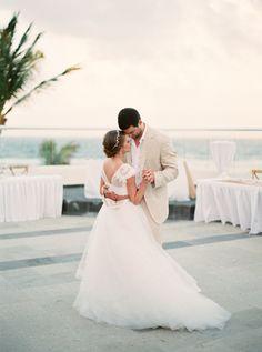 Gorgeous Emily in her custom crop top Enzoani gown Wedding 2015, Dream Wedding, Wedding Stuff, Seaside Wedding, Wedding Gallery, Style Me, Wedding Photography, Romantic, Celebrities