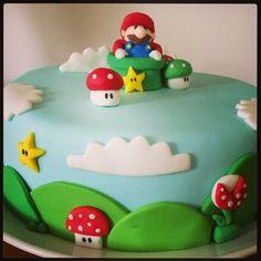 Torta Súper Mario