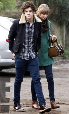 Harry Styles with Taylor Swift #Haylor