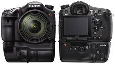 Sony a77 - 24-megapixel sensor, HD video recording.
