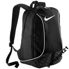 Dwukomorowy Plecak sportowy Nike BA4716-001