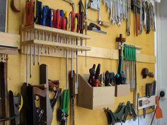 Como fazer tutorial suporte modular 03 oficina de casa   madeira    tutorial suporte organização madeira ferramentas dicas