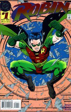 Robin vol 4 #1
