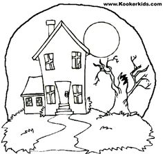 9 best house drawings images house drawing draw drawings Toy House circa 1890 halloween coloring book pages haunted house coloring pages trick or treat spooky house halloween costumes