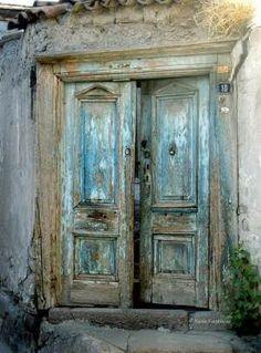 """old door, beautiful ... """"10"""""""