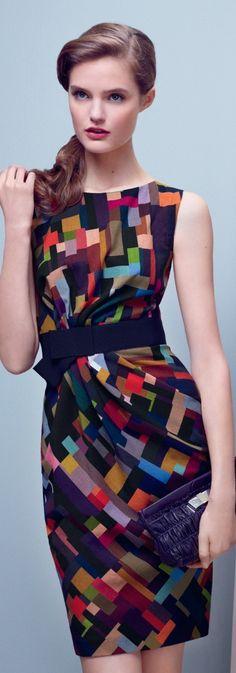 Paule Ka - no direct link to this dress