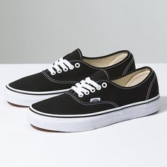afa04fba2f Authentic in black and white  50 www.vans.com Shoes Sneakers