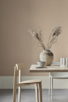 Find the very best ideas for your minimalist dining-room that matches your style and also preference. Surf for fantastic photos of minimalist dining-room for ideas. Minimalist Dining Room, Nordic Design, Deco Design, Decor Room, Bedroom Decor, Dining Room Design, Dining Decor, Scandinavian Interior, Interior Design Inspiration