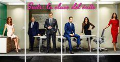 Mel Yeah!: Suits: si os gustan las series de abogados, tenéis...