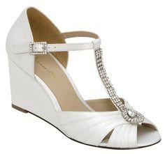 10 Beste wedding scarpe images on Pinterest   Bridal scarpe, Bride scarpe