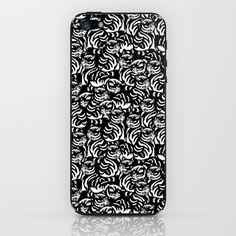 Camoumeowww+iPhone+&+iPod+Skin+by+Papertookie+-+$15.00