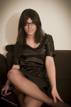 Beautiful shiny pussy nude