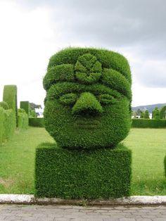 Amazing Topiary Art