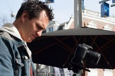 Me and my Steadicam by EMR Photography