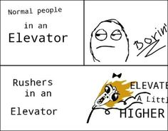 so me! (: id be all like ''Elevate A little Higher Lets Throw Party In The Sky And Celebrate!!''