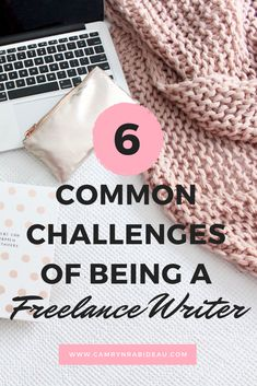 Freelance writing isn't as glamorous a career as it seems! Learn about the challenges that come along with writing careers. Blog Writing Tips, Journal Writing Prompts, Writing Strategies, Writing Advice, Writing Skills, Writing A Book, Writing Programs, Earn Money From Home, How To Make Money