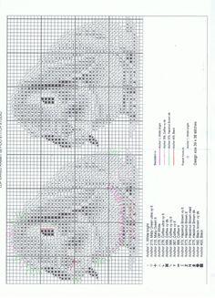 Borduurpatroon Allerlei & Vanalles Kruissteek *Cross Stitch Pattern ~Baby…