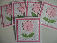 Set of 24 Valentine Cards, Handmade Valentine Cards, Kids Valentine Cards, Valentine's Day, Handmade Valentine's