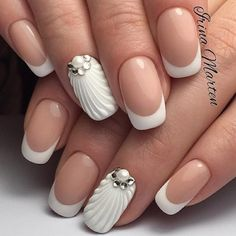Cute French Nail Art picture2