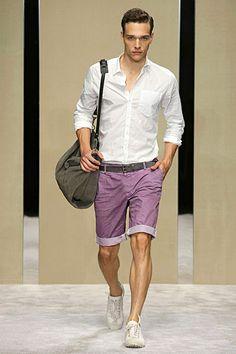 Men's fashion - D&G S/S 2012