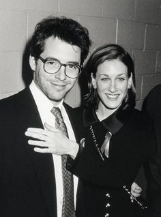 Matthew Broderick and Sarah Jessica Parker - Though SJP dated Robert Downey, Jr. from 1984 to 1991, it was actor Matthew Broderick who locked her down—they were introduced by her brother at a small theater company. They were married on May 19, 1997 and now have three kids.
