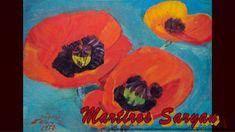 Martiros Saryan by michaelasanda * via slideshare Meadow Flowers, Bright Flowers, May Flowers, Flower Vases, Flower Art, Wild Poppies, Anniversary Flowers, Never Grow Old, One With Nature
